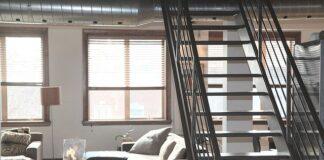 styl loftowy w mieszkaniu