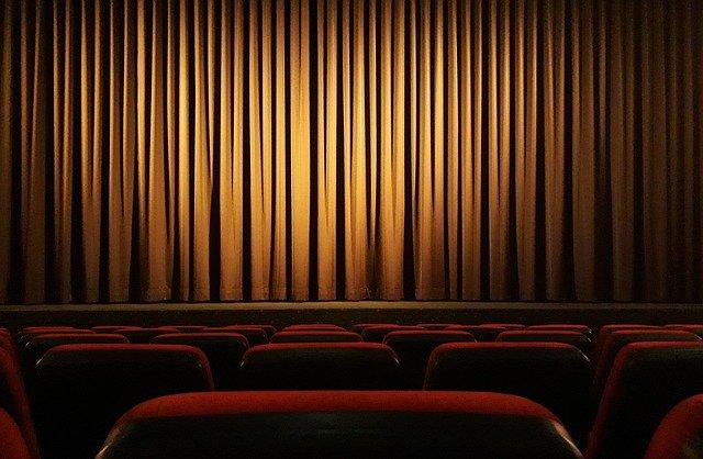 widownia teatralna