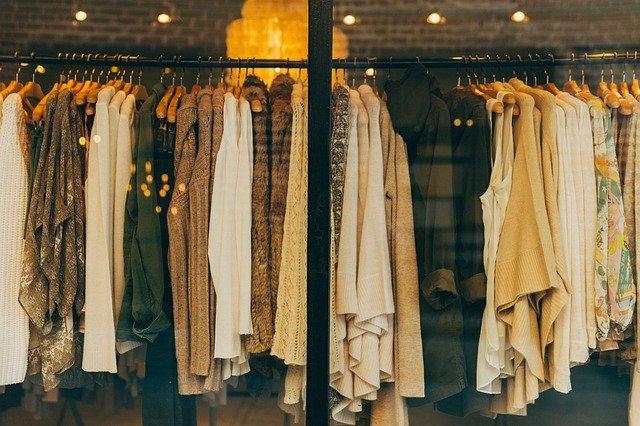 printy na ubraniach