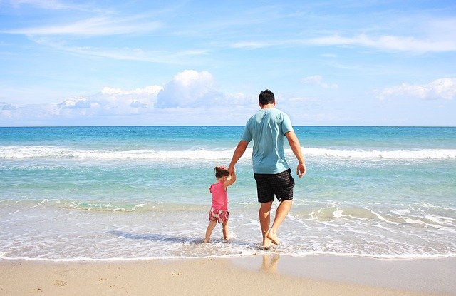 wakacje nad morzem z dziecmi