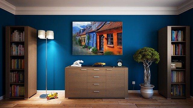 standardowe mieszkanie