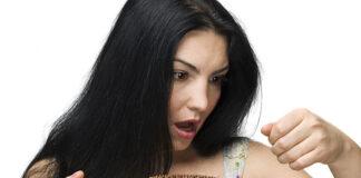 6 głównych przyczyn wypadania włosów